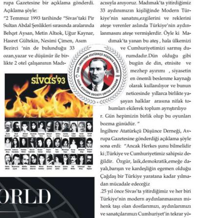 Avrupa Gazetesi