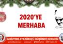 2020'ye merhaba! Tüm üye ve dostlarımızın yeni yılı kutlu olsun