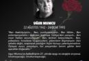 Uğur Mumcu'yu katledişinin 27. Yılında anıyoruz