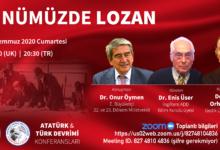 İngiltere ADD'nin 'Atatürk ve Türk Devrimi' Konferansları devam ediyor: Günümüzde Lozan